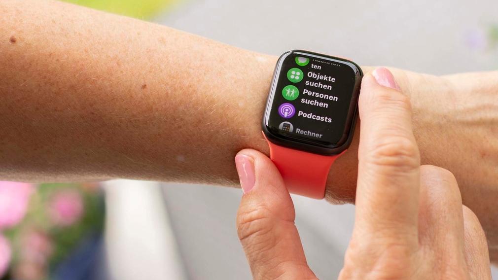 Neue Apps watchOS 8