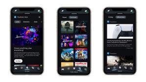 Die PlayStation-App©Sony