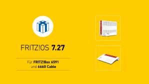 FritzOS 7.27 f�r FritzBox 6591 und 6660©AVM