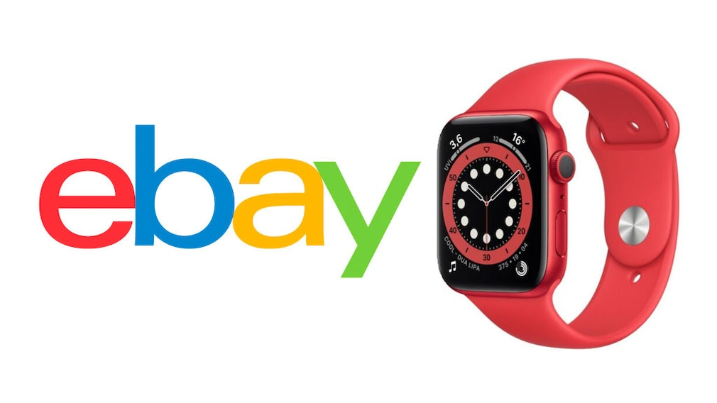 Apple Watch 6 bei Ebay