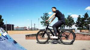 Serial1 RUSH/CTY E-Bike powered by Harley Davidson©COMPUTER BILD / Michael Huch