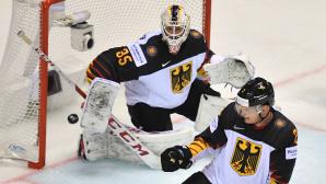 Symbolbild: Eishockey-WM©JOE KLAMAR / Getty Images