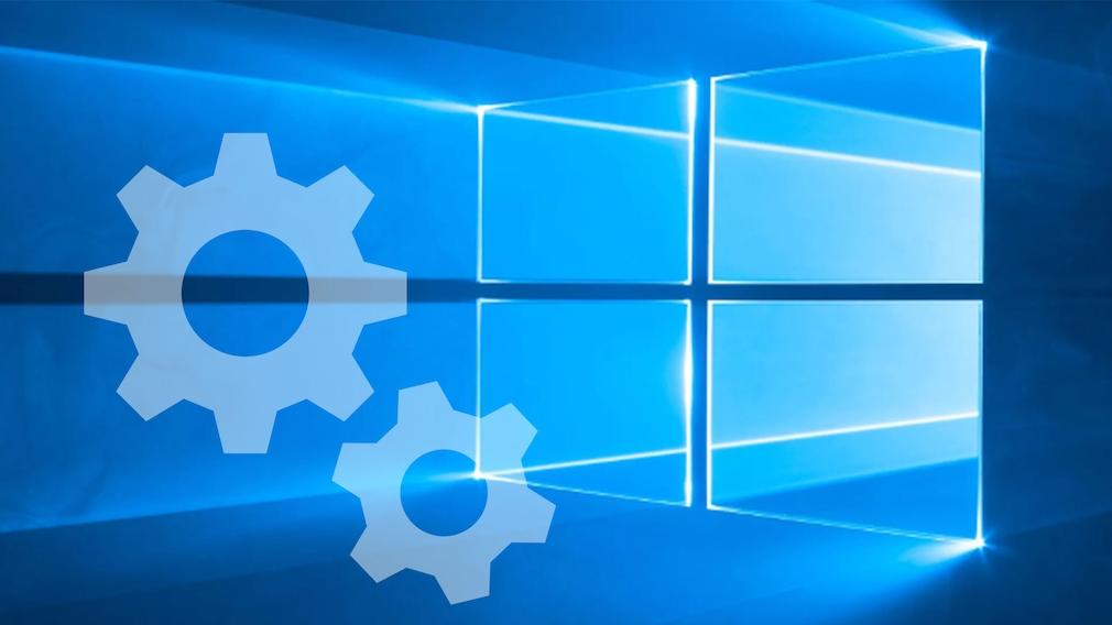 Windows Einstellungen