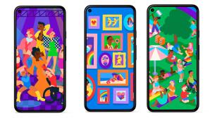 Pride Wallpapers Google Pixel©Google LLC