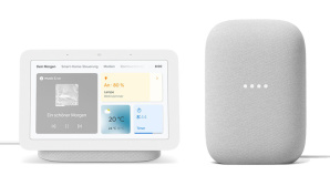 Google Nest Hub und Nest Audio bei tink©Google