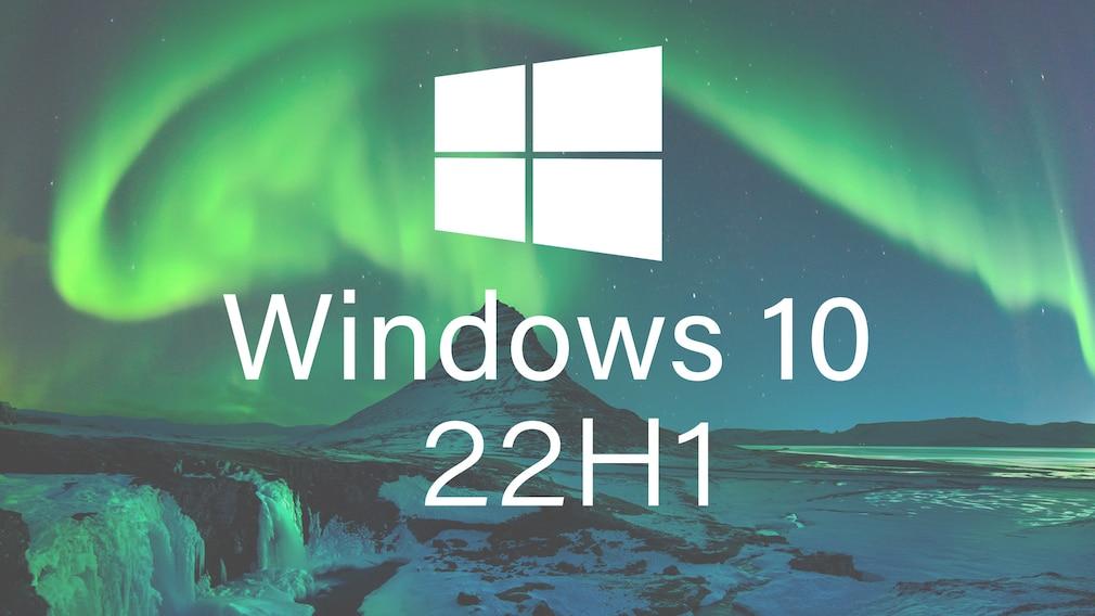 Windows 10 22H1