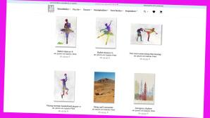 ArtboxOne: Wandbilder 20 Prozent g�nstiger©Screenshot Online Shop Hersteller