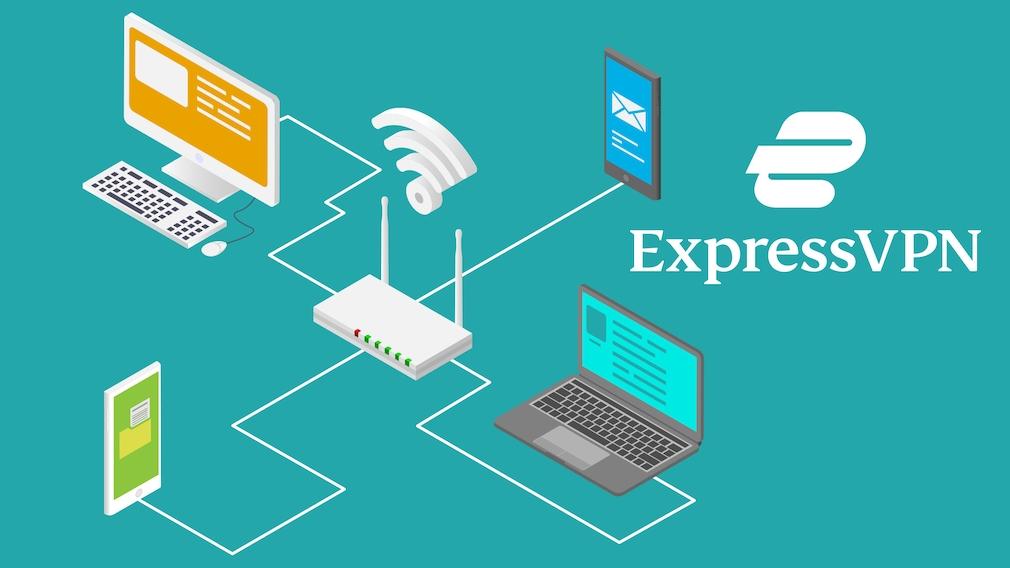 ExpressVPN als VPN-Router einsetzen©expressVPN, iStock.com/Dedy Setyawan