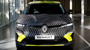 Der Renault Megane E-Tech©Renault