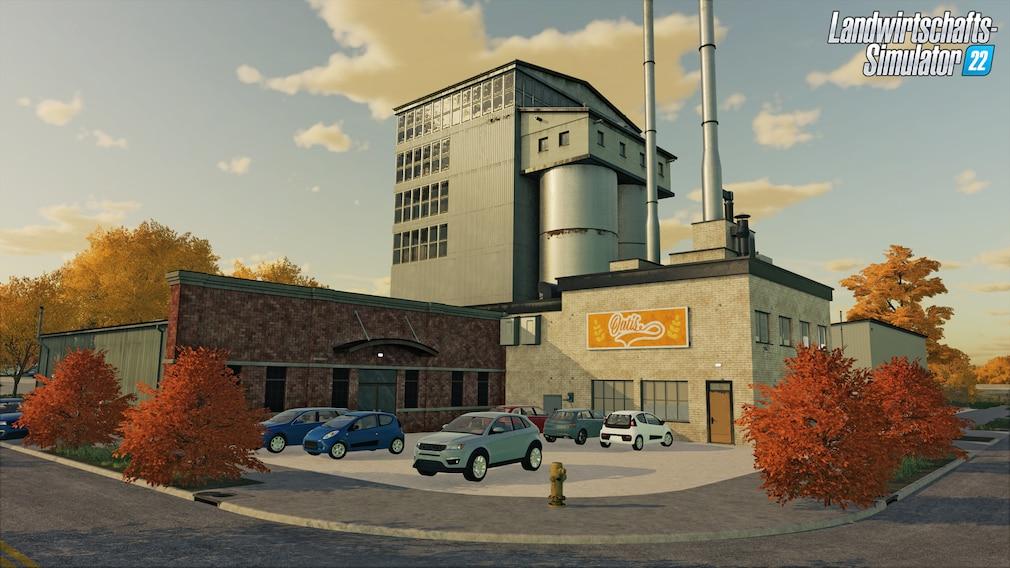 Landwirtschafts-Simulator 22, Map Elmcreek