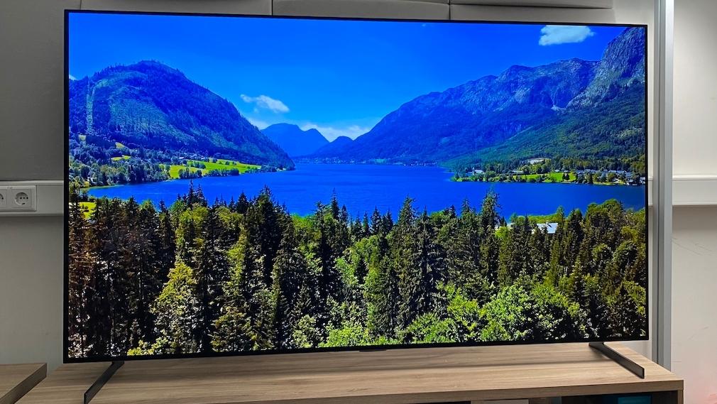 LG OLED Z1 im Test: Auch natürliche Farben gehören zu den Stärken des Fernsehers.