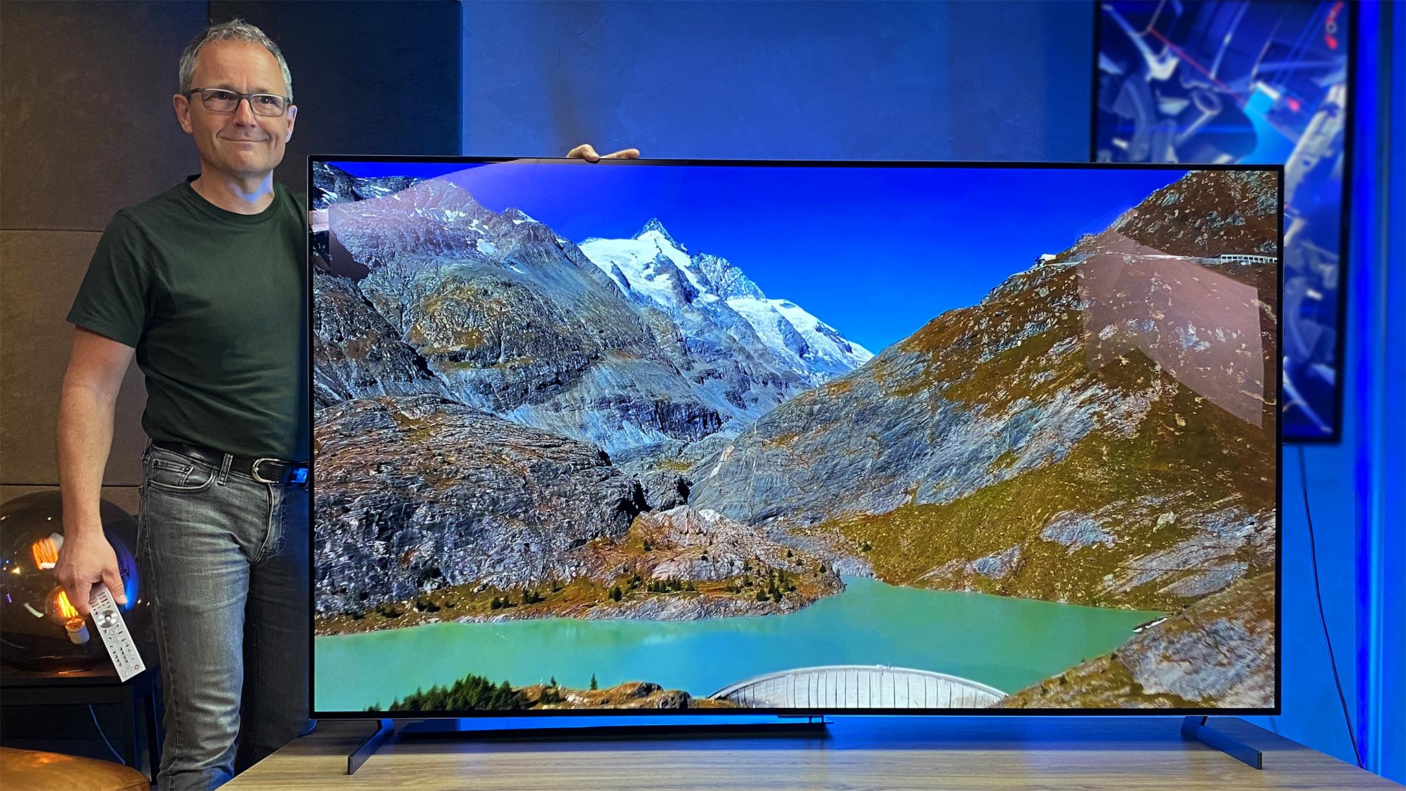 LG OLED Z1 im Test: Ist das der beste Fernseher der Welt?