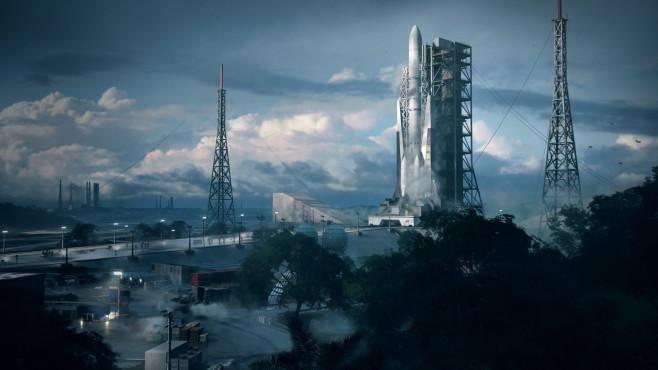 Raketenstation©DICE/EA