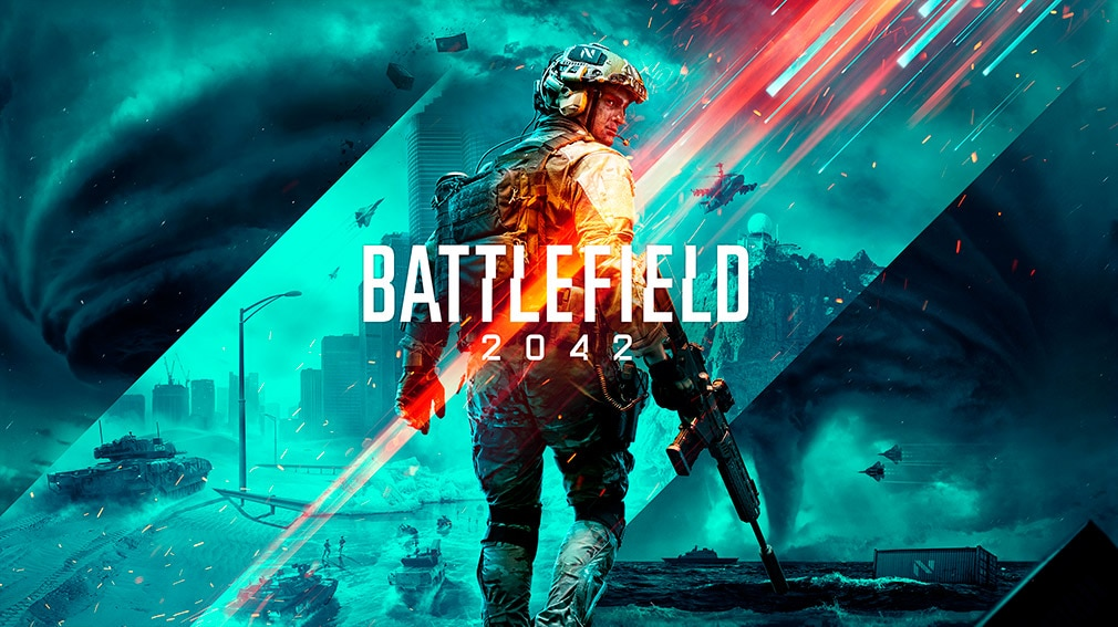 Battlefield 2042 Soldat©EA/DICE