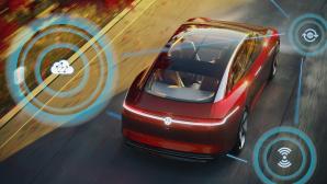VW autonomes Fahren©VW