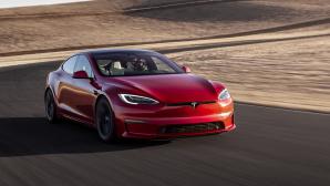 Tesla Model S Plaid©Tesla