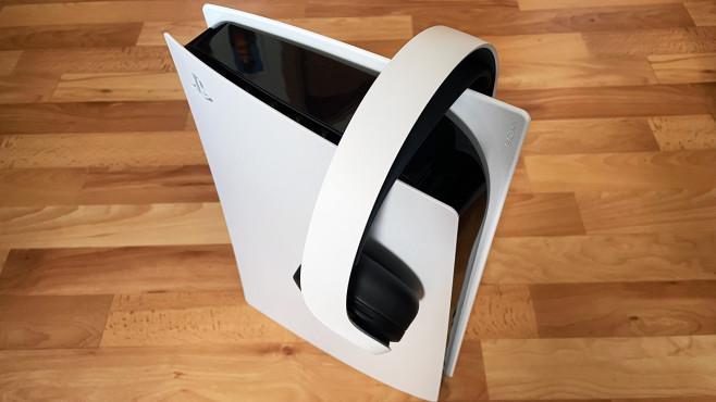 Sony Pulse 3D Playstation 5©Computer BILD / Sony