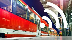 Deutsche Bahn: WLAN-Angebot an Bahnhöfen ausbaubar©Petair - Fotolia.com