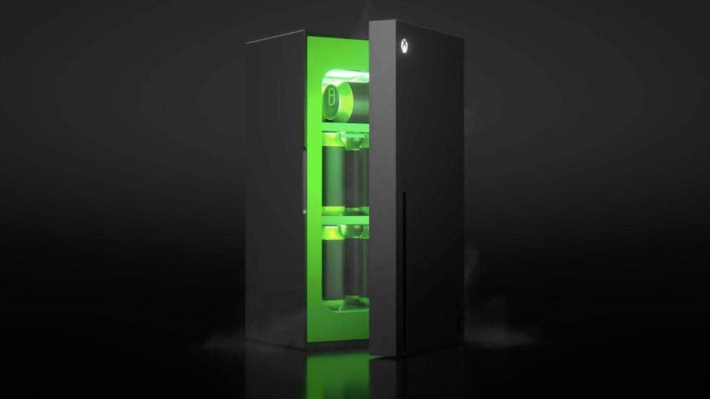 Xbox Kühlschrank