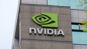 Nvidia-Aktie: Logo©SOPA Images/Getty Images