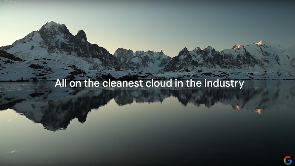 Google Workspace, Google Cloud