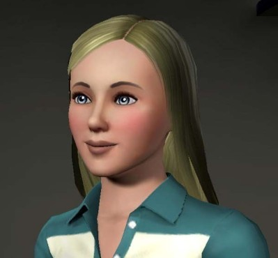 Simulation Die Sims 3: Blonde ©Electronic Arts