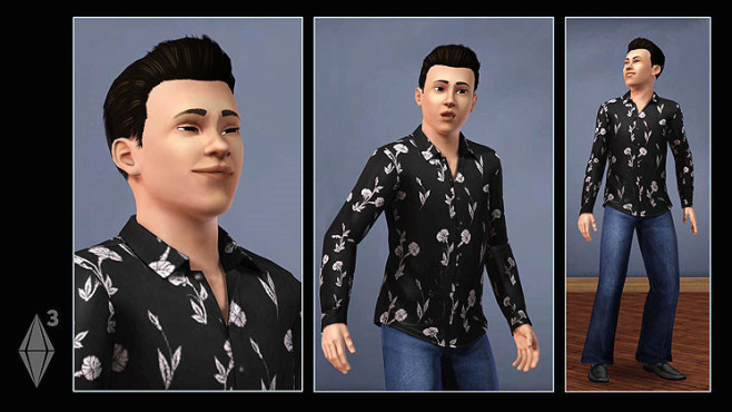 Simulation Die Sims 3: Gigolo ©Electronic Arts