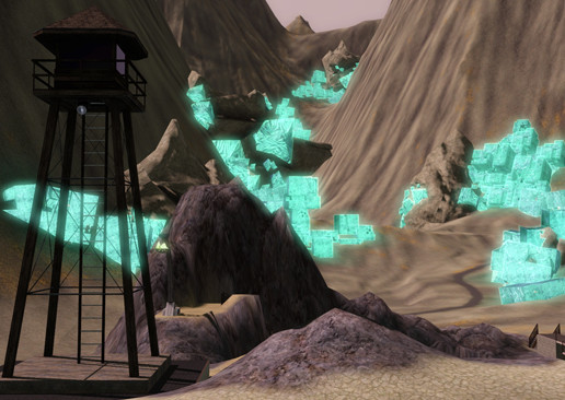 Simulation Die Sims 3 – Lunar Lakes: Kristalle ©Electronic Arts