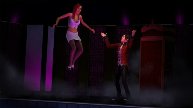 Simulation Die Sims 3 – Showtime: Magier ©Electronic Arts
