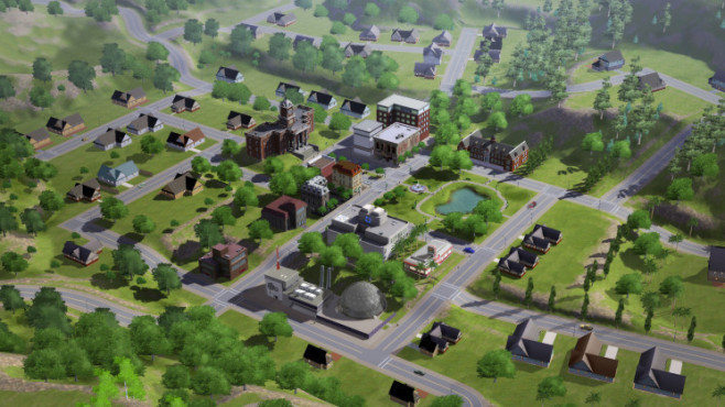 Simulation Die Sims 3: Stadt ©Electronic Arts