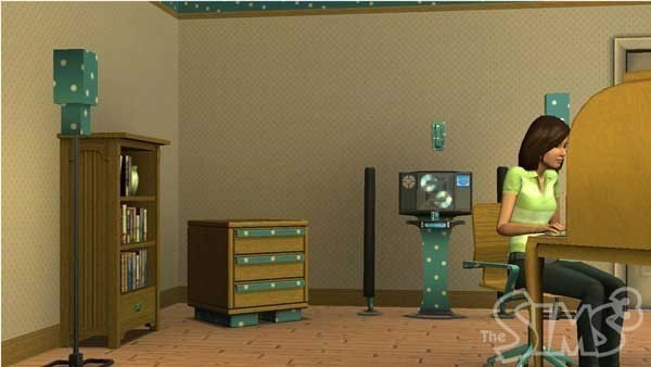 Simulation Die Sims 3: Zimmer ©Electronic Arts