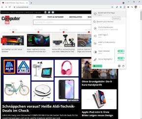 WorldBrain's Memex für Chrome