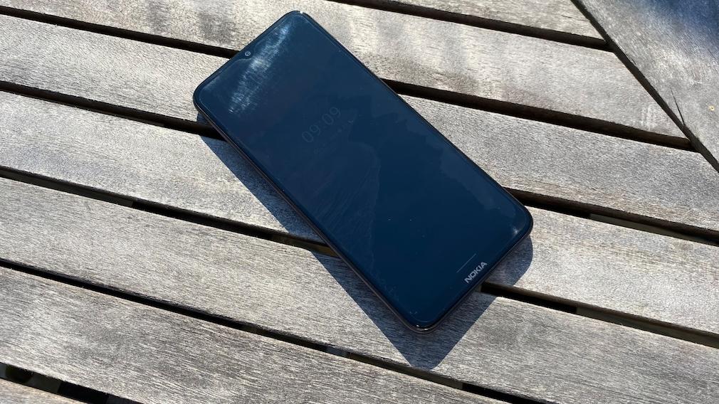 Bildschirm Nokia G10