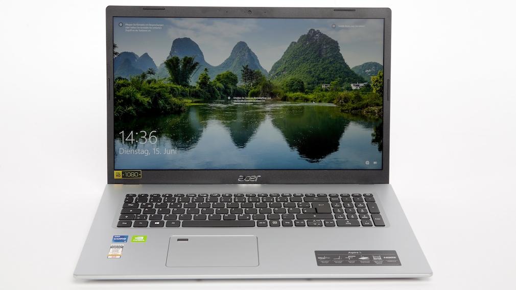 Acer Aspire 5 (A517-52G-79Z5): Test©COMPUTER BILD