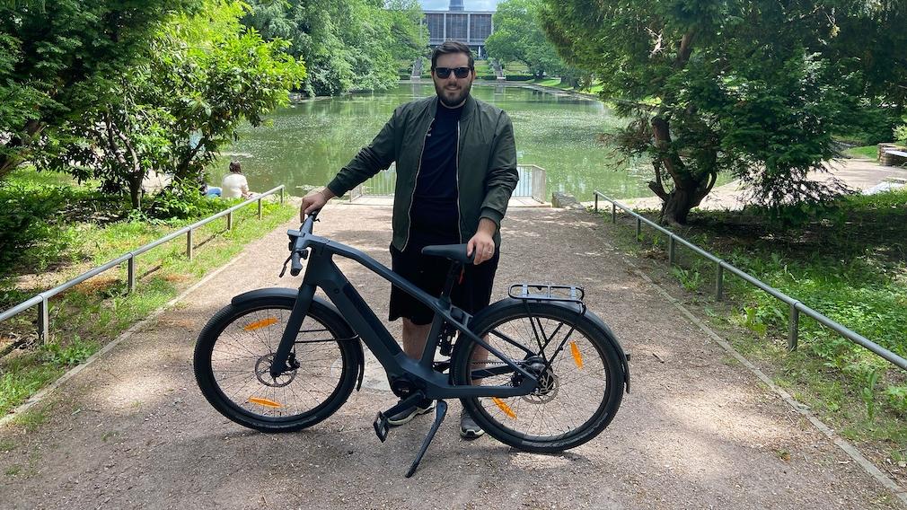 Canyon Precede:ON CF 9 im Test: Multitalentiertes City-E-Bike?