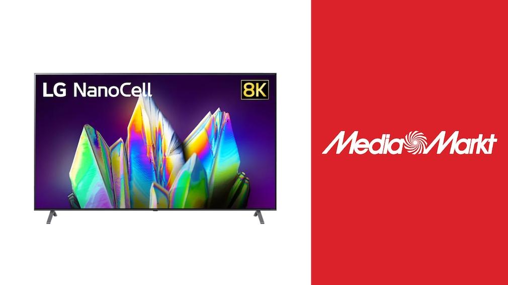 Smart-TV von LG bei Media Markt im Angebot