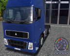 Simulation Euro Truck Simulator: Blau © SCS Software