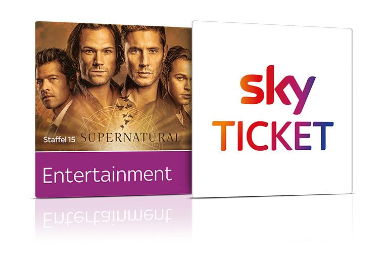 Sky Ticket Entertainment