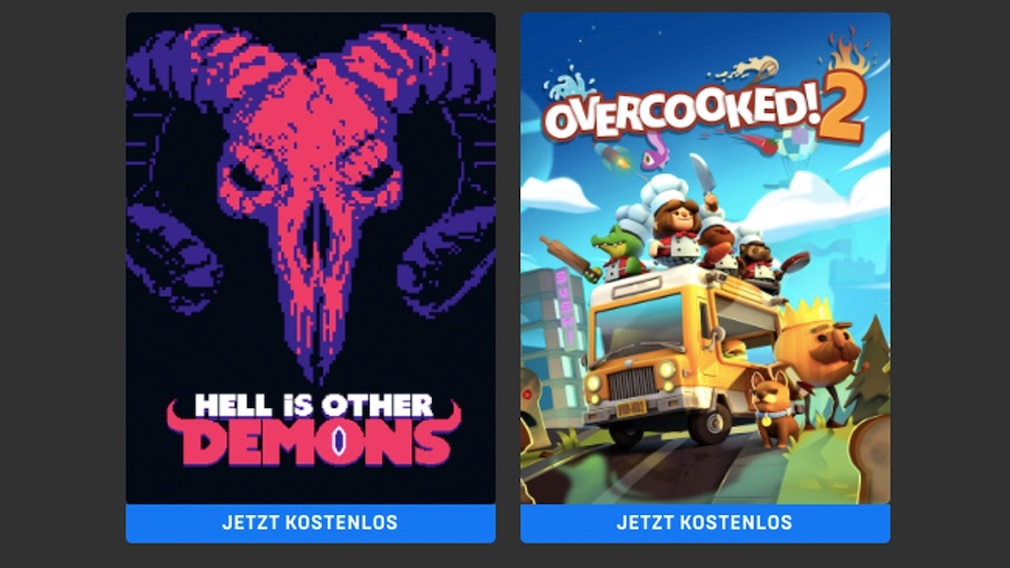 Overcooked 2 / Hell is other Demons