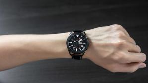 Galaxy Watch 3 am Handgelenk©Samsung