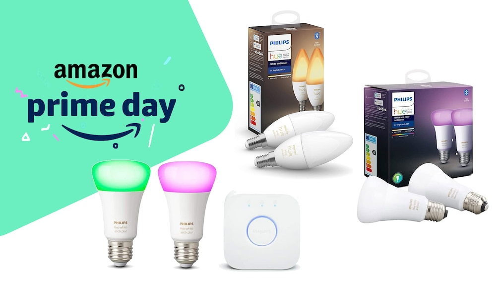 Prime Day, Philips Hue