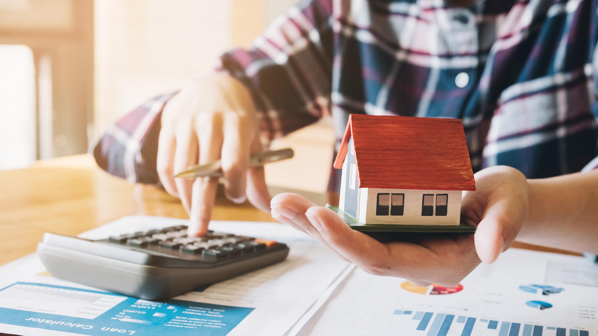 Kreditrechner: Das Haus bestmöglich finanzieren