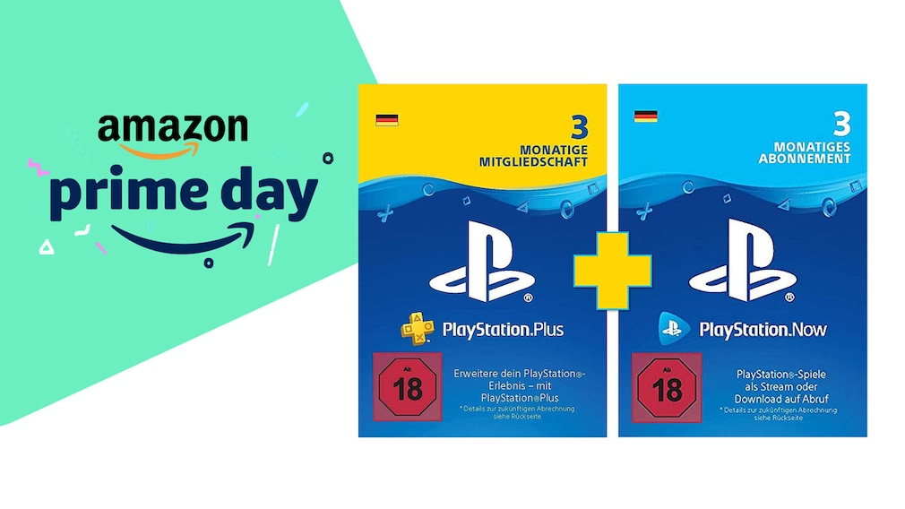 Prime Day PlayStation Plus
