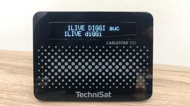 Das Technisat Cablestar 100 empfängt digitale Radioprogramme per Kabelanschluss©COMPUTER BILD
