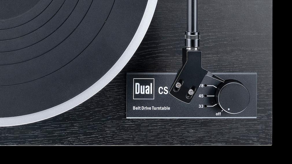 Dual CS418 und CS518 im Test: Doppeltes Glück mit neuen Plattenspielern