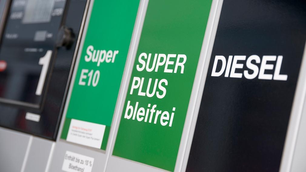 Herkömmliche Kraftstoffbandbreite