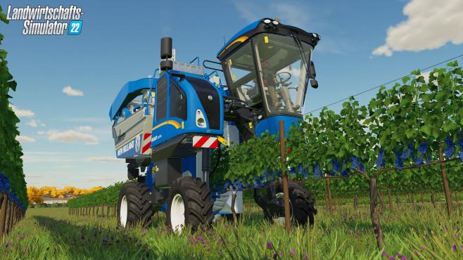 Landwirtschafts-Simulator 22, New Holland©Giants
