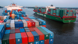Containerschiffe©Construction Photography/Avalon / Getty Images