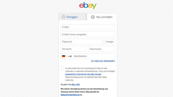Ebay er sucht sie