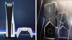 PlayStation 5 und Nvidia RT 3000©Sony, Nivida